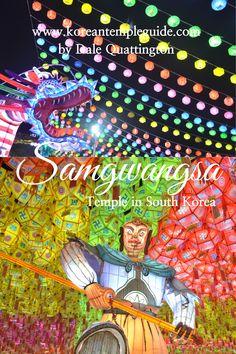 Samgwangsa Temple in Busanjin-gu, Busan Busan, Buddhism, Wonders Of The World, Dragon, Korean, Adventure, Blog, Pictures, Photos