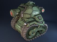 Click image for larger version. Name: Views: 305 Size: KB ID: 325186 Game Concept, Concept Art, Advance Wars, Poly Tanks, Toy Craft, War Machine, Sci Fi Art, Dieselpunk, Zbrush