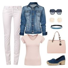 """""""Untitled #1152"""" by gallant81 ❤ liked on Polyvore featuring School Rag, MANGO, Filippa K, Charlotte Russe, Chloé, Tory Burch and MICHAEL Michael Kors"""
