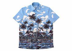 La chemise tropicale de Prada
