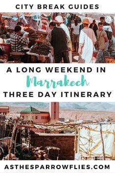 Weekend in Marrakech | Things to do in Marrakesh | Marrakech Itinerary | Marrakech Guide | Visit Morocco #marrakech #marrakesh via @SamRSparrow