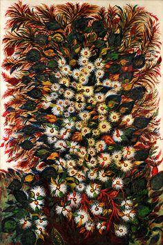 Les grandes marguerites, 1929-1930    www.musées-senlisfr