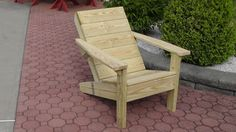 Build a Quality Backyard Lounge Chair for $40