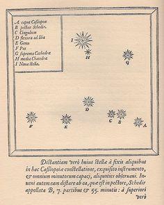 Cassiopeia, Tycho Brahe