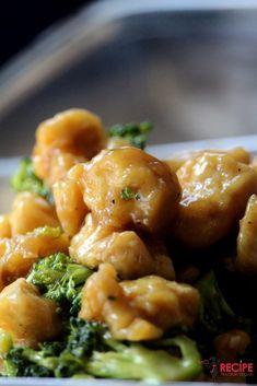 Tofu à l'orange - Miss-Recipe.com | Traiteur vegan à Québec Seitan, Tempeh, Tofu Recipes, Orange, Pork, Veggies, Meat, Chicken, Ethnic Recipes