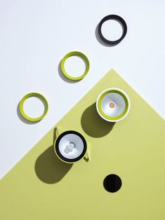 Carl Kleiner has completed a series of product photography for the lighting brand FLOS.