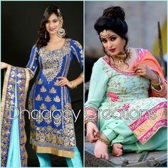 Patiala Suit, Shalwar Kameez, Anarkali Suits, Designer Punjabi Suits, Indian Designer Wear, Suit Prices, Embroidery Suits Design, Wedding Sutra, Indian Wear