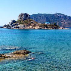 Agios Stefanos Beach, Kos - Greece.
