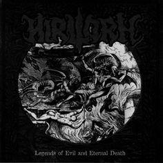 HIRILORN : Legends of Evil and Eternal Death cover art