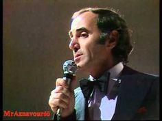Charles Aznavour chante Non je n'ai rien oublié - 1973