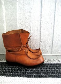 Traditional Finnish boots