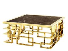 Buy Eichholtz Spectre Coffee Table online with Houseology Price Promise. Granite Coffee Table, Steel Coffee Table, Coffee Table Rectangle, Brass Coffee Table, Coffee Table Wayfair, Coffee Table With Storage, Nyc Coffee Shop, Home Coffee Machines, Coffee Tables For Sale