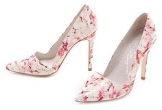 776307c6900 Alice Olivia Dina Cherry Blossom Pumps - Lyst Street Style Shoes
