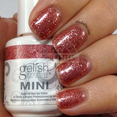 Gelish My Jewels Keep Me Warm - swatch by Chickettes.com