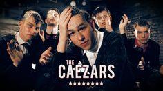 'When I'm Not A Foolish Kid' The Caezars AMBASSADOR RECORDS (OFFICIAL MU...
