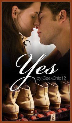 "Yes  By: GeekChic12  https://www.fanfiction.net/s/9922916/1/Yes  ""He talks to me sometimes. I mean, it's usually sort of one-sided, but…  every once in a while, he'll make eye contact with me, and I feel like  I've won the lottery or something."""