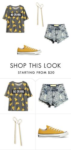 """""""Chilling at Home"""" by angela-lawlor on Polyvore featuring Ippolita and Converse"""