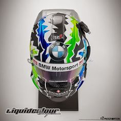 "Racing Helmets Garage: Stilo ""Swissvax"" 2014 by Liquid Colour Designs Dirt Bike Helmets, Racing Helmets, Sports Helmet, Football Helmets, M Bmw, Skull Helmet, Helmet Paint, Custom Helmets"