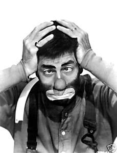 Jerry Lewis - he was so funny when I was a kid