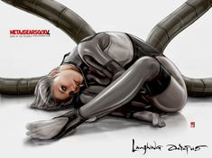 #mgs laughing octopus