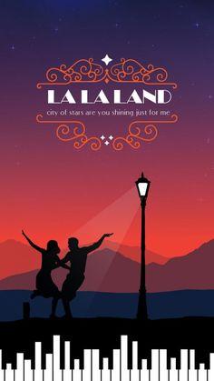 ラ・ラ・ランド/La La Land[01]iPhone壁紙 iPhone 5/5S 6/6S PLUS SE Wallpaper Background