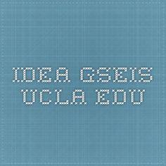 idea.gseis.ucla.edu