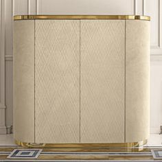 GRANDEUR - Designer Drinks cabinets from Longhi S. ✓ all information ✓ high-resolution images ✓ CADs ✓ catalogues ✓ contact information ✓. Cabinet Furniture, Furniture Design, Door Coverings, Drinks Cabinet, Wine Refrigerator, Dark Stains, Glass Shelves, Cabinet Doors, Sideboard