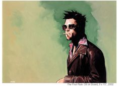 Phil Noto Illustrations | Trendland: Fashion Blog & Trend Magazine