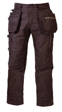 NORDIC Stretch Tool Pocket Pants Black