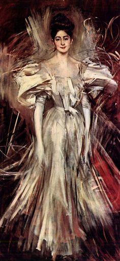Fuoco d'Artificio by Giovanni Boldini, date missing (ca 1895?)