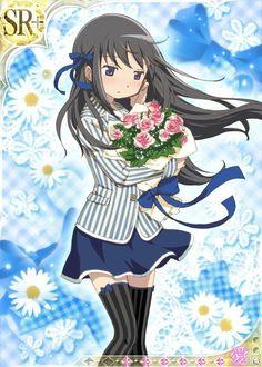 "Crunchyroll - ""Madoka Magica"" Girls Celebrate White Day"