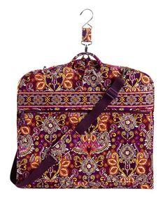 61a7408afff Vera Bradley Garment Bag Vera Bradley Garment Bag, Travel Luggage, Travel  Bags, Garment