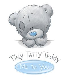 Me To You 8 Tiny Tatty Teddy Baby Collection Plush Bear - My First ...