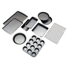 Nonstick 10-pc. Baker's Basics Set