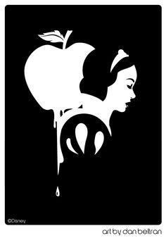 Snow White by Dan Beltran