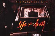 Notorious BIG Life After Death Music Poster 11x17