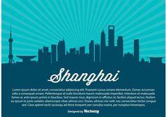 Shanghai Skyline Illustration - https://www.welovesolo.com/shanghai-skyline-illustration/?utm_source=PN&utm_medium=welovesolo59%40gmail.com&utm_campaign=SNAP%2Bfrom%2BWeLoveSoLo