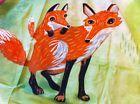 Ikea Vandring fox bedspread duvet