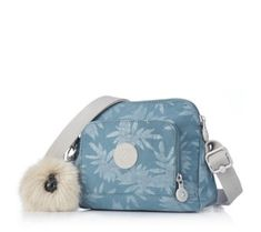 169221 - Kipling Wiske Premium Small Crossbody Bag & Adjustable Strap - QVC PRICE: £59.00  TSV Price: £39.98 + P&P: £3.95 The Kipling Wiske Premium bag is a small, everyday style that can be worn on the shoulder or as a cross-body with the extendable strap, plus it features plenty of pockets to keep you organised.