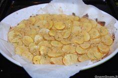 Scopri la ricetta di: Patate al limone