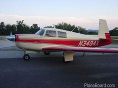 1966 Mooney M20E Super 21