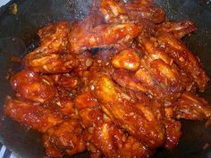 Homemade Sticky Chicken Recipe