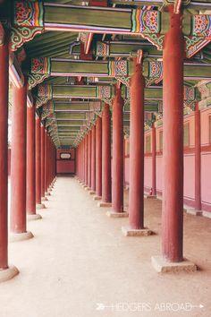 Changdeokgung Palace, Seoul // SOUTH KOREA