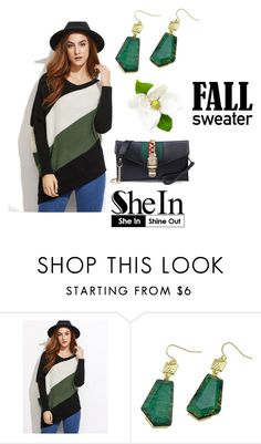 """""""Shein #5"""" by almamehmedovic-79 ❤ liked on Polyvore"""