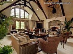 mansions with european flair - Google Search