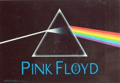 The dark side of the Moon. Pink Floid. 1973