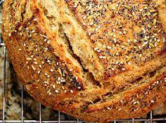 Multi-Grain Sourdough Boule (Adapted from King Arthur Flour) Hands-on ...