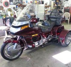 1990 #Honda #Goldwing #Trike 1500 #Motorcycles - #Mazeppa MN at Geebo