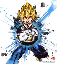 Dragon Ball - Vegeta