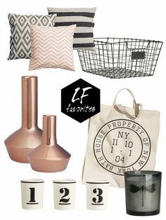 SHOPPING · H&M HOME - Littlefew Blog